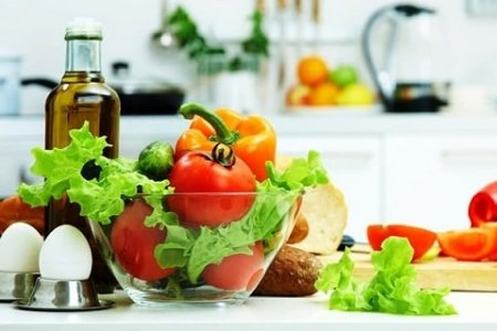 Einfache alkalische Diätrezepte