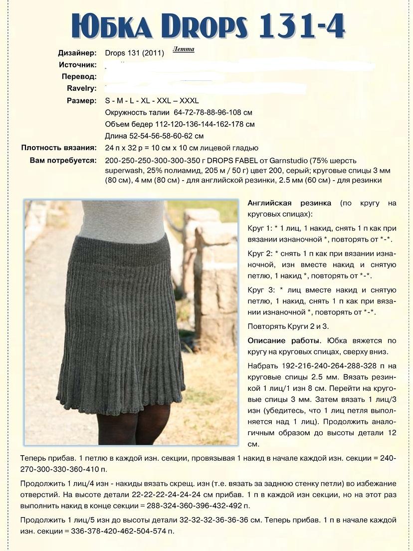 Вязание для женщин спицами. 1099